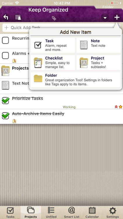 Alloy Tasks and To Do screenshot-3