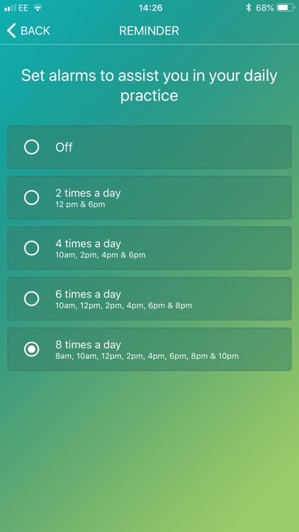 IJD Mindfulness Practice App screenshot-7