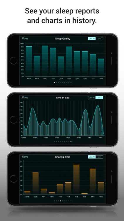 Sleep Recorder Plus Lite screenshot-4