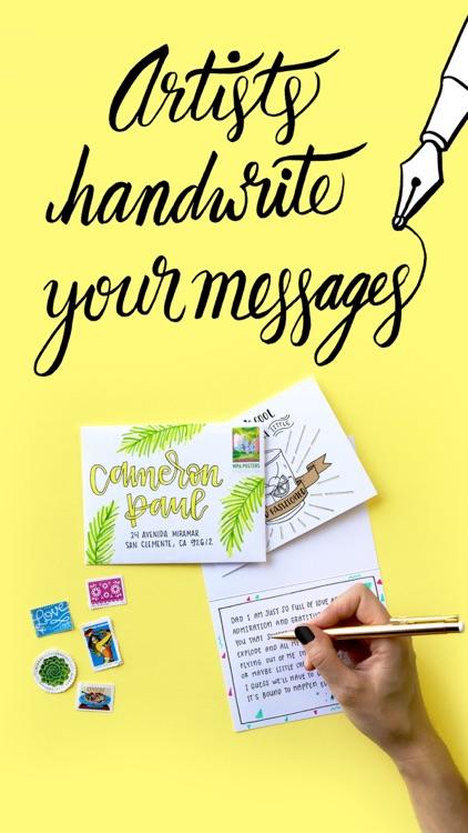 Punkpost - Handwritten Cards