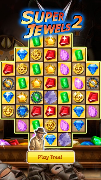 Jewel Legend Puzzle 2