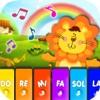 天天弹钢琴 - 宝宝学钢琴音乐节奏游戏