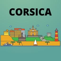 Corsica Travel Guide Offline