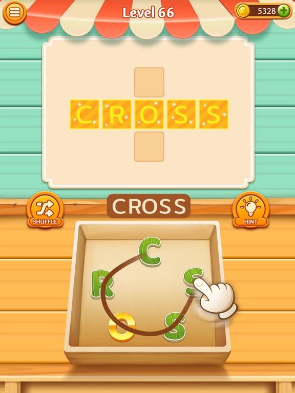 Word Shop - Brain Puzzle Games screenshot 7