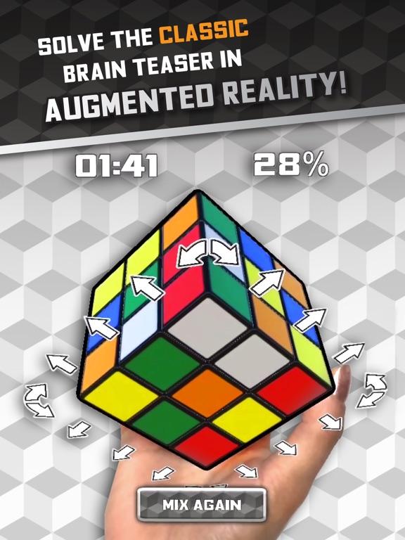 Скачать Rubik's Cube Augmented!