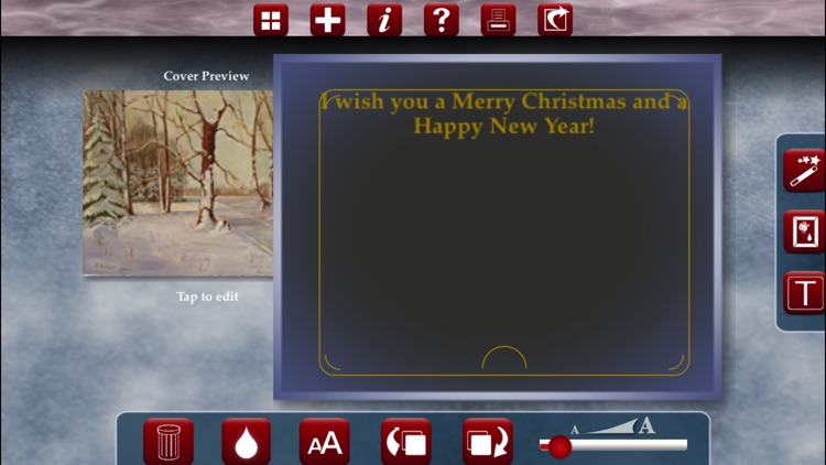 Merry eCard screenshot-3