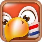 Niederländisch lernen + icon