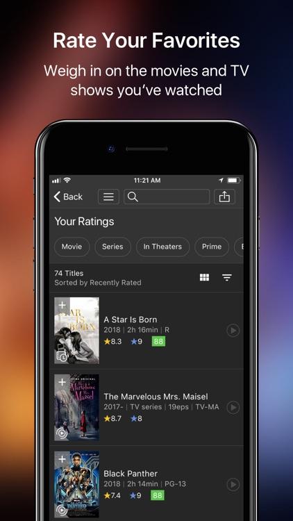 IMDb Movies & TV screenshot-4
