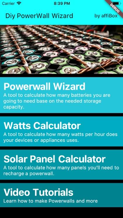 Diy Powerwalls Wizard