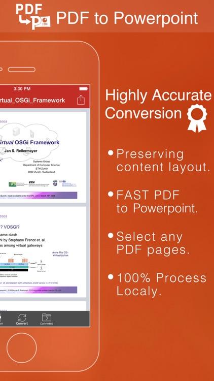 PDF to PowerPoint Pro
