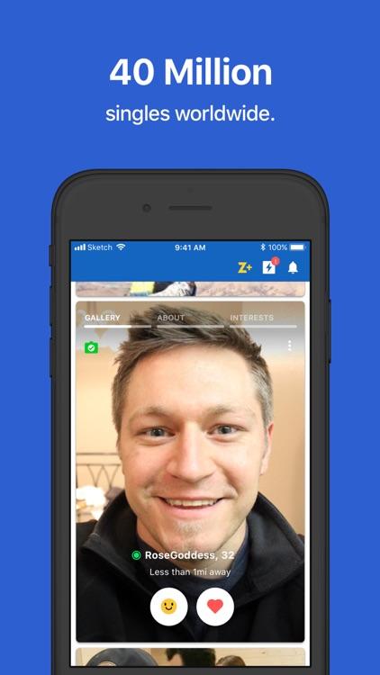 Zoosk - #1 Dating App screenshot-3