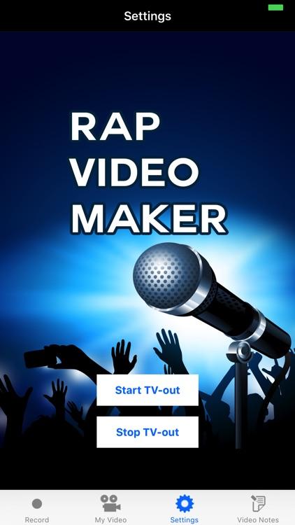 Rap Video Maker screenshot-3