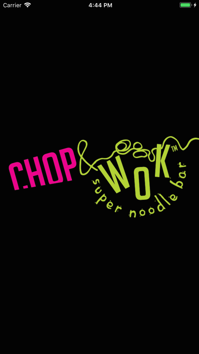 Chop and Wok Online Ordering