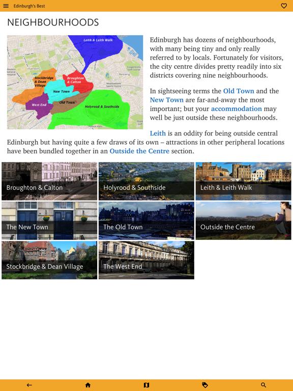 Edinburgh's Best: Travel Guide screenshot 16