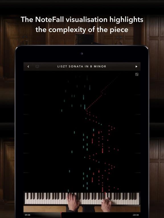 The Liszt Sonata screenshot three