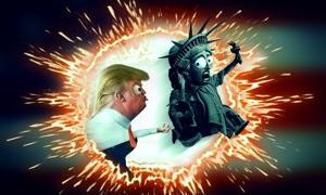 Trump Escape - TV