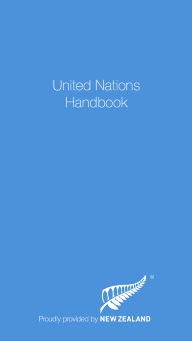 UN Handbook