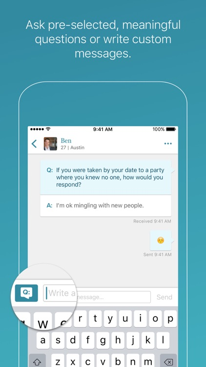 Compatible Partners Dating App screenshot-3