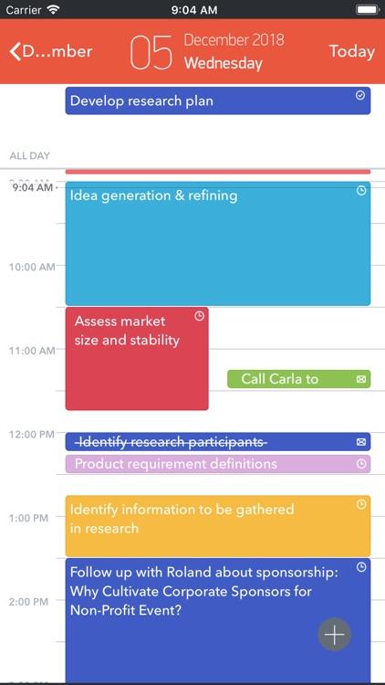GTD Office: Tasks & Calendar screenshot-8