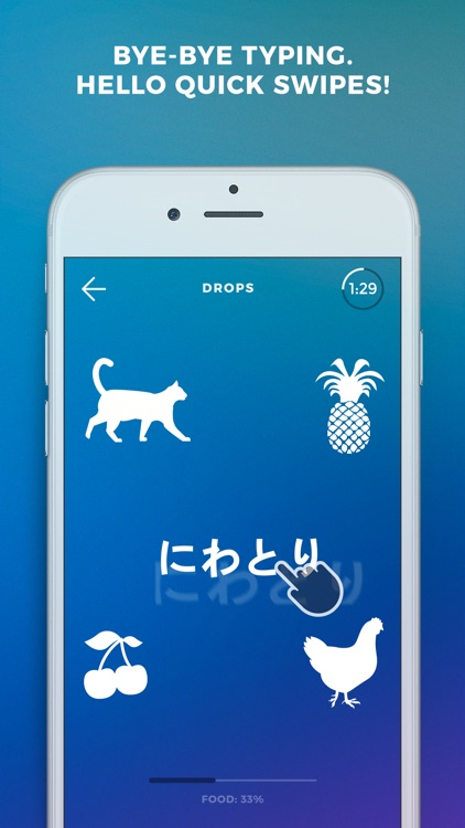 Learn Japanese by Drops