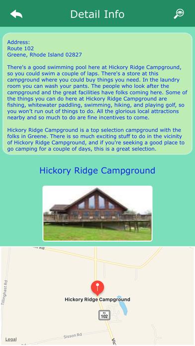 点击获取Camping in Rhode Island