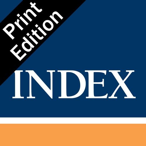 Kettle Moraine Index Print