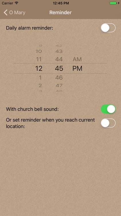 Catholic Short Prayers screenshot-3