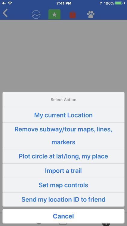Beijing Subway Offline Maps screenshot-6