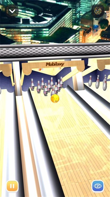 3D Bowling Pro -Ten Pin Strike screenshot-7