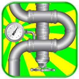 Pipe constructor - puzzle game
