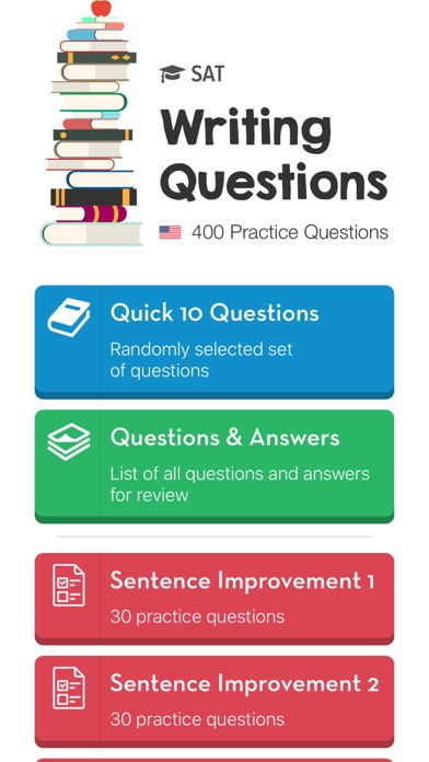 material for sat writing There are 49 grammar questions on the sat writing section grammar accounts for over two thirds of the marks on this section questions are of 3 types.
