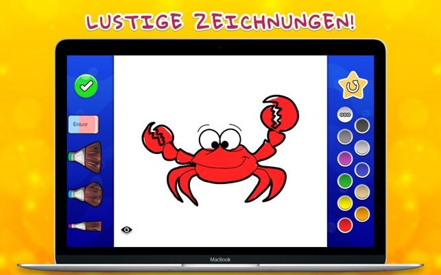 Malbuch - Ocean Screenshot