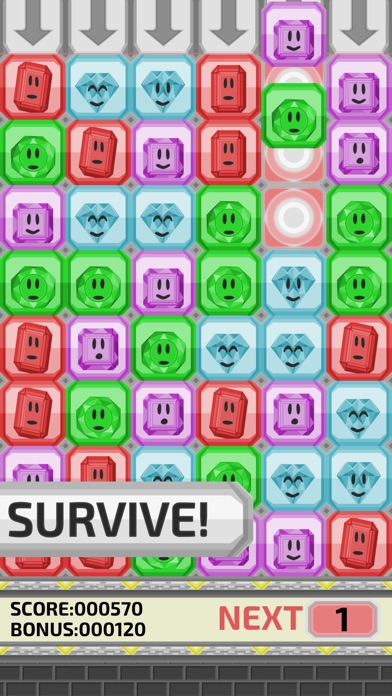Screenshot of Blocktactic HD App