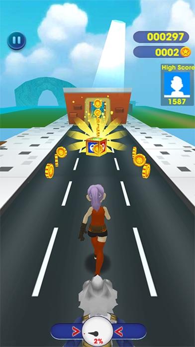 Granny's Basic Runner Subway screenshot three