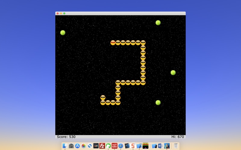 classicsnake Screenshot