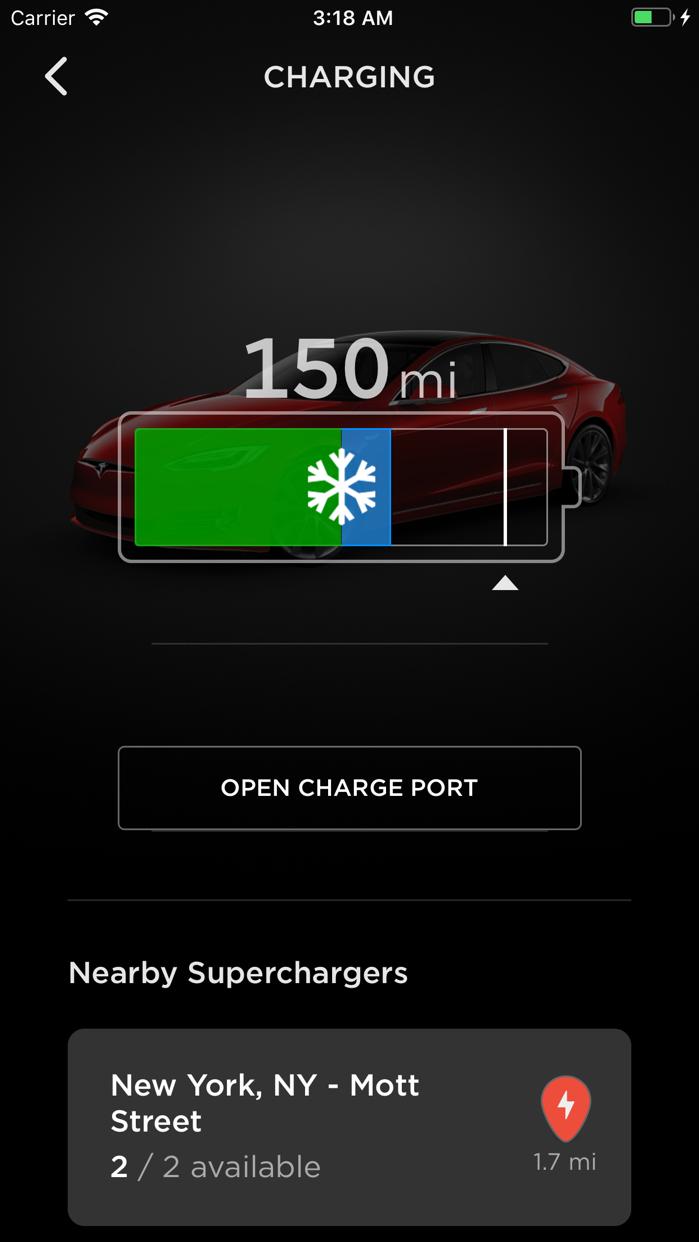 Tesla Screenshot