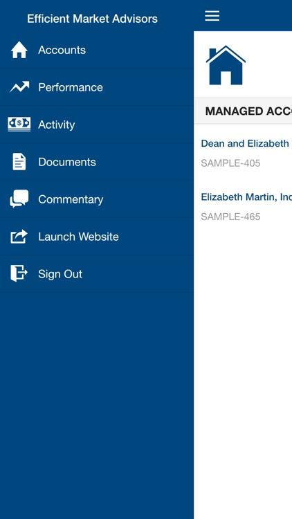 Efficient Market Advisors screenshot-3