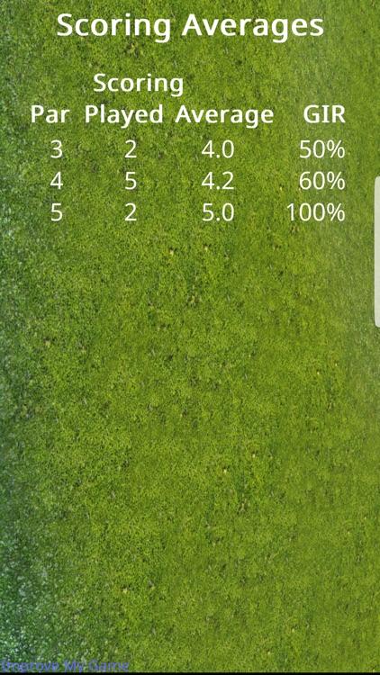 Lower my Golf Score screenshot-3