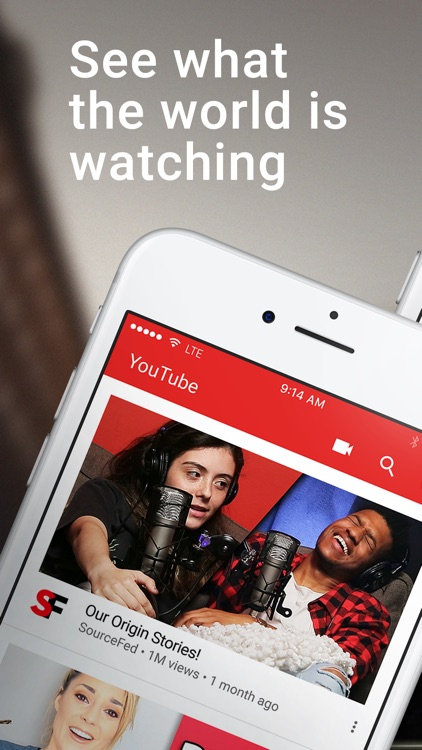 YouTube - Watch Videos, Music, and Live Streams screenshot-0