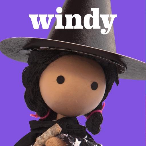 Foggy's Big Fright - Windy