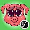 Pig - Cute stickers