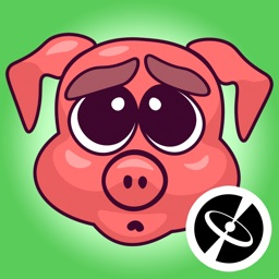 Pig - Cute stickers