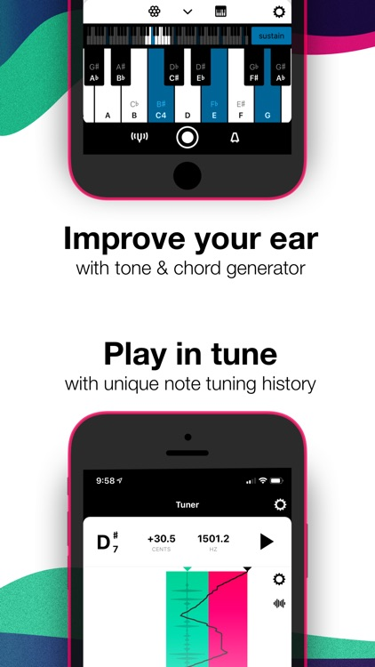 Tunable - Music Practice Tools
