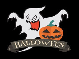 We would like to introduce  Cute ghost emoji in iMessage,  It is amazing collection stickers in iPhone and iPad to Chat funny with friends