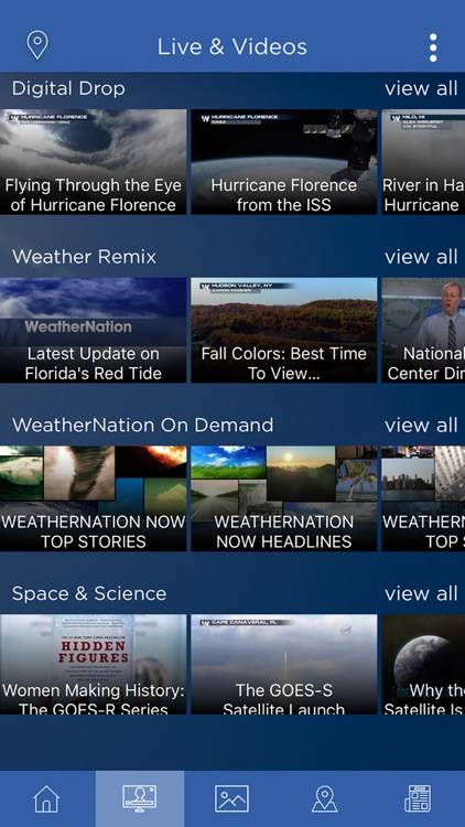 WeatherNation App screenshot-2