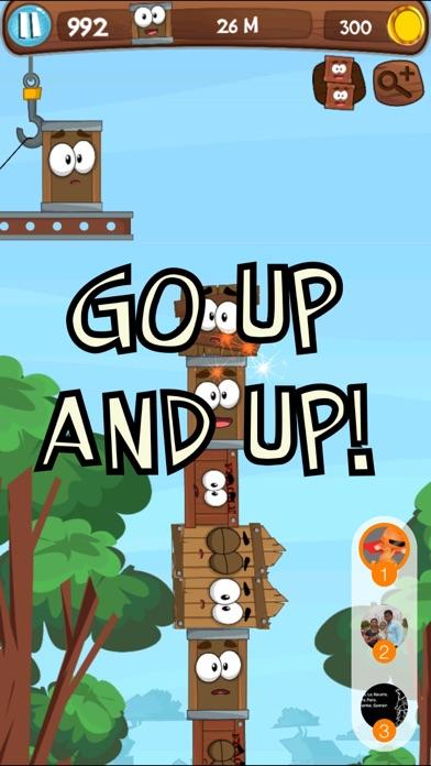 BoxUp Kids Mobile Physics Game Screenshots