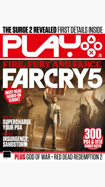 Play Magazine: The home of PS4, PS3 & PS Vita