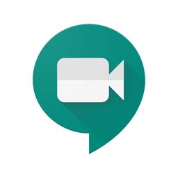 Ícone do app Hangouts Meet