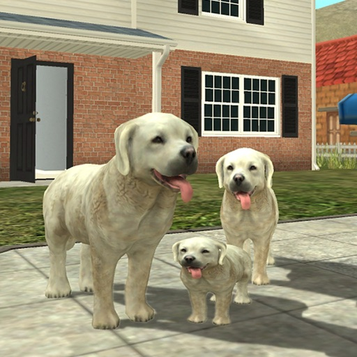 Dog Sim Online - Build A Family