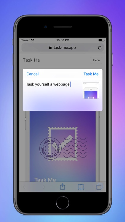 Task Me screenshot-2